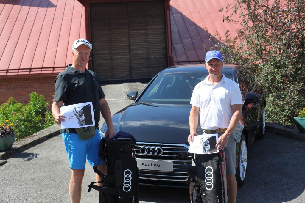 Autotalo Laakkonen Tampereen osakilpailussa nähtiin kesän kovin voittotulos - Audi Quattro Cup